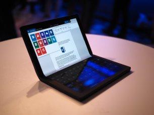 Lenovo ThinkPad X1 Fold Bureau tique 2