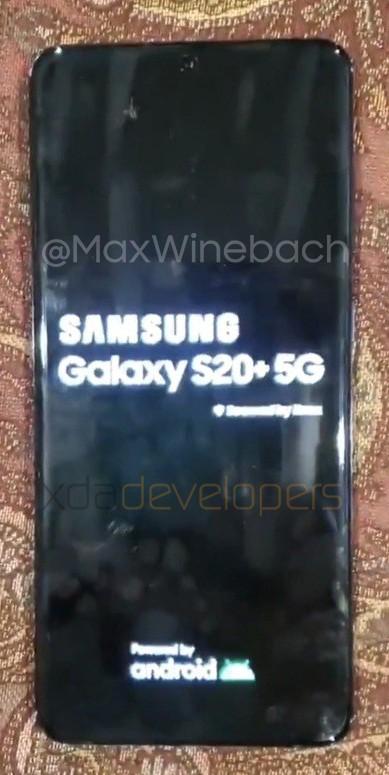 Samsung Galaxy S20 XDA (1)