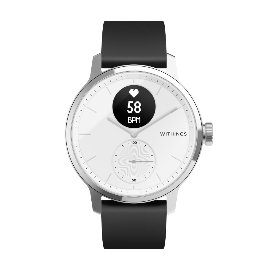 SCANWATCH_42-White