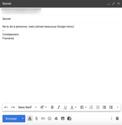 Astuces Gmail 16