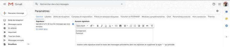 Astuces Gmail 2