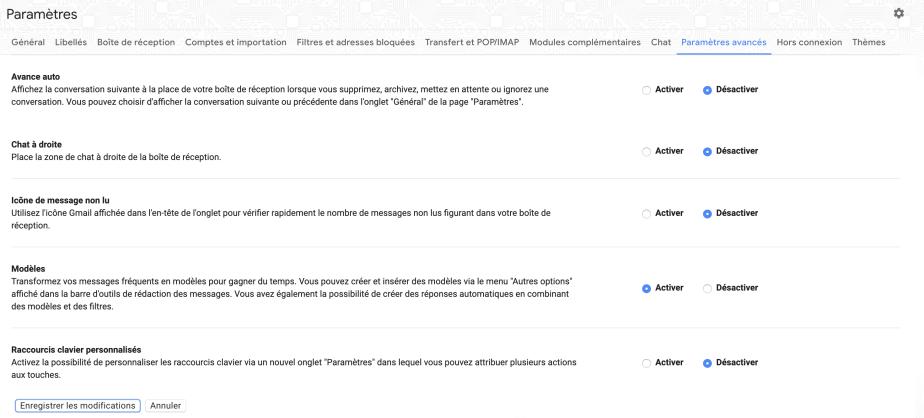 Astuces Gmail 4