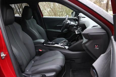 Intérieur Peugeot e-2008