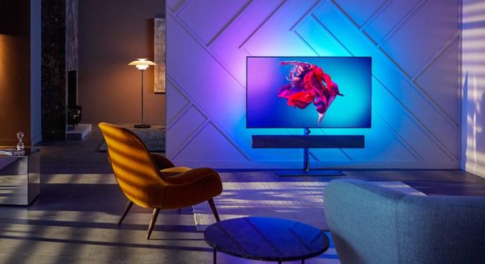 Philips OLED 954 home cinema