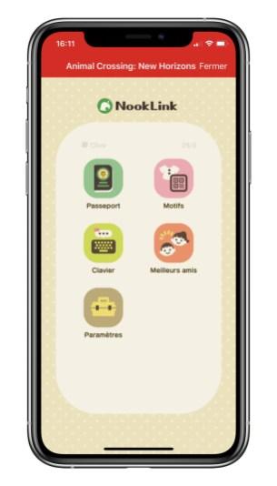 Nintendo Switch Nook Link app iPhone (1)