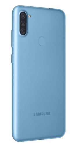 Samsung Galaxy A11 bleu