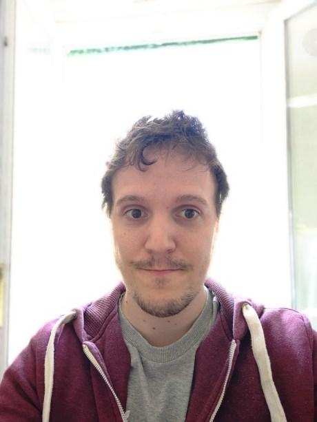 Le mode portrait de l'Oppo Find X2 Neo (selfie)