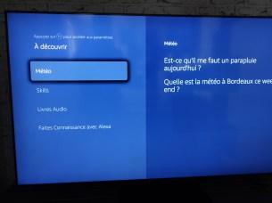 Alexa sur Samsung QE55Q80T