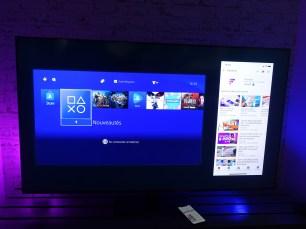 Samsung QE55Q80T : fonction multiview