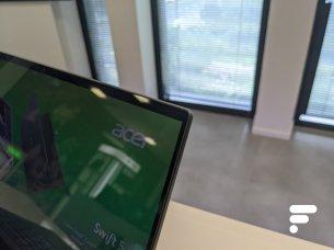 Acer Swift 5 Prise en main 2020 (8)