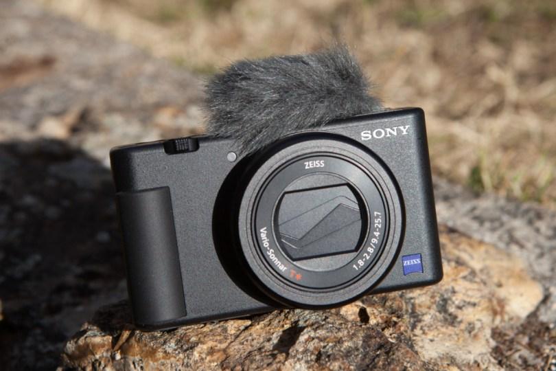 Le Sony ZV-1