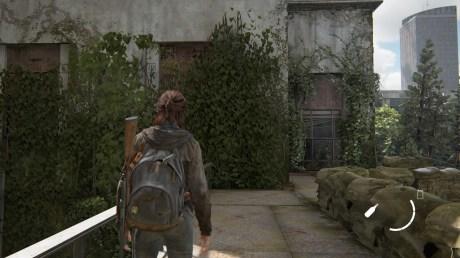 Les informations à l'écran dans The Last of Us Part 2