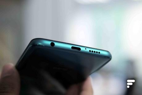 Xiaomi Redmi Note 9 Pro port USB-C