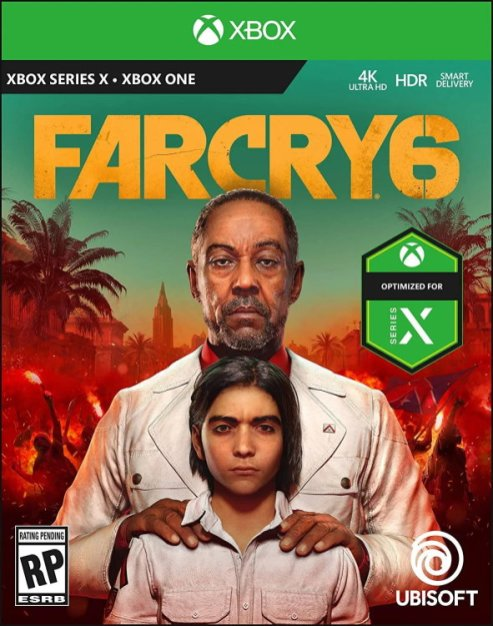 Far Cry 6 est compatible Xbox One et Series X