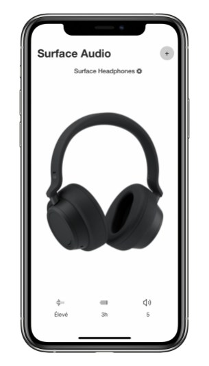 Surface Headphones 2 test Surface Audio app (5)