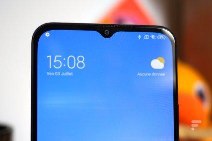 Encoche du Xiaomi Mi 10 Lite 5G