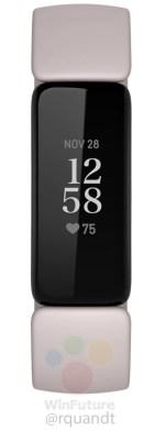 Le bracelet Fitbit Inspire 2