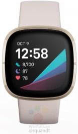 La montre Fitbit Sense