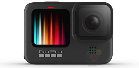 Fuites - GoPro Hero 9 - Roland Quandt
