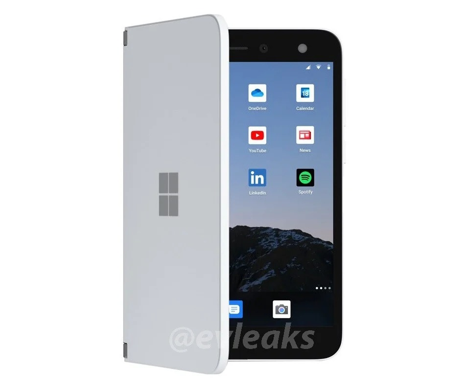 Le smartphone double écran de Microsoft coûtera 1.399 dollars
