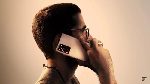 Samsung Galaxy Note 20 Ultra appel