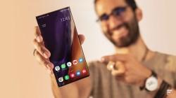 Samsung Galaxy Note 20 Ultra face avant