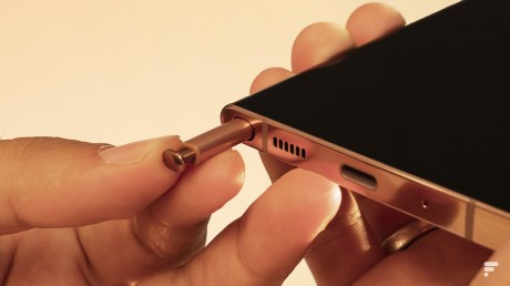 Samsung Galaxy Note 20 Ultra S Pen étui