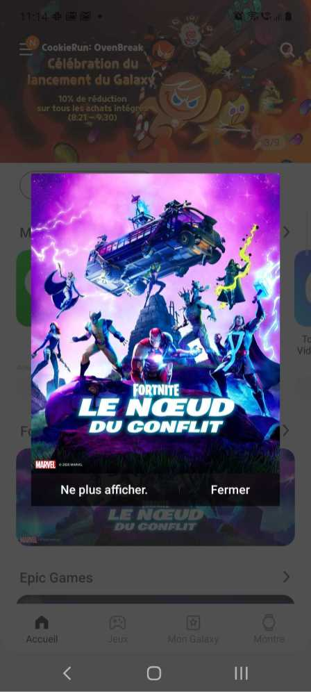 Samsung Galaxy Store Fortnite (1)