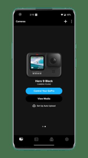 GoPro Hero 9 Black - App (3)