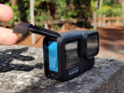 GoPro Hero 9 Black - Trappe (1)