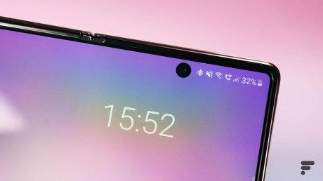 Bulle grand écran Samsung Galaxy Z Fold 2