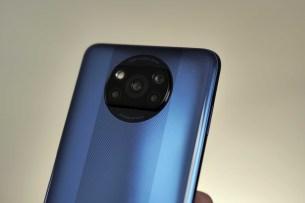 Module photo du Xiaomi Poco X3