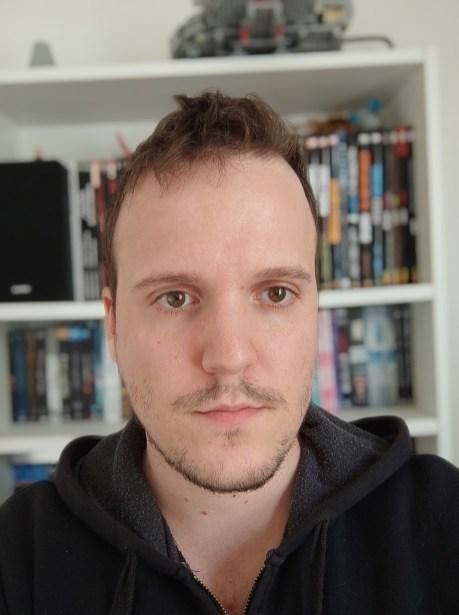 Selfie en mode portrait du Xiaomi Mi 10T Pro