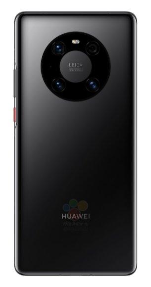 Huawei Mate 40 Pro // Source : WinFuture
