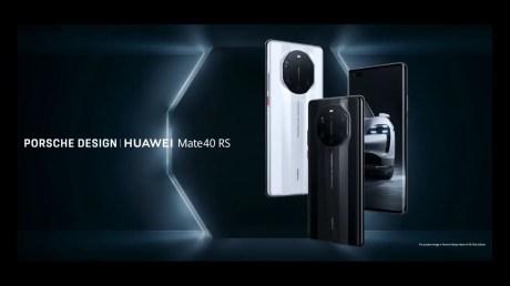 HUAWEI Mate40 Series Lancement Mondial Livestream 1-14-13 screenshot