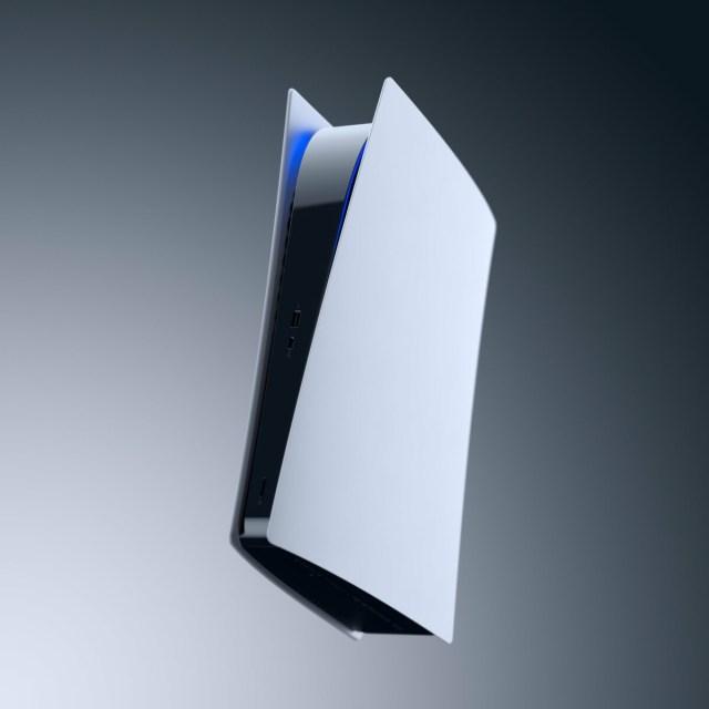 The PlayStation 5 Digital Edition