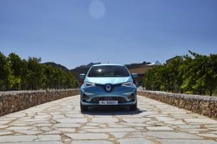 La Renault Zoé // Source : Jean-Brice Lemal pour Renault France