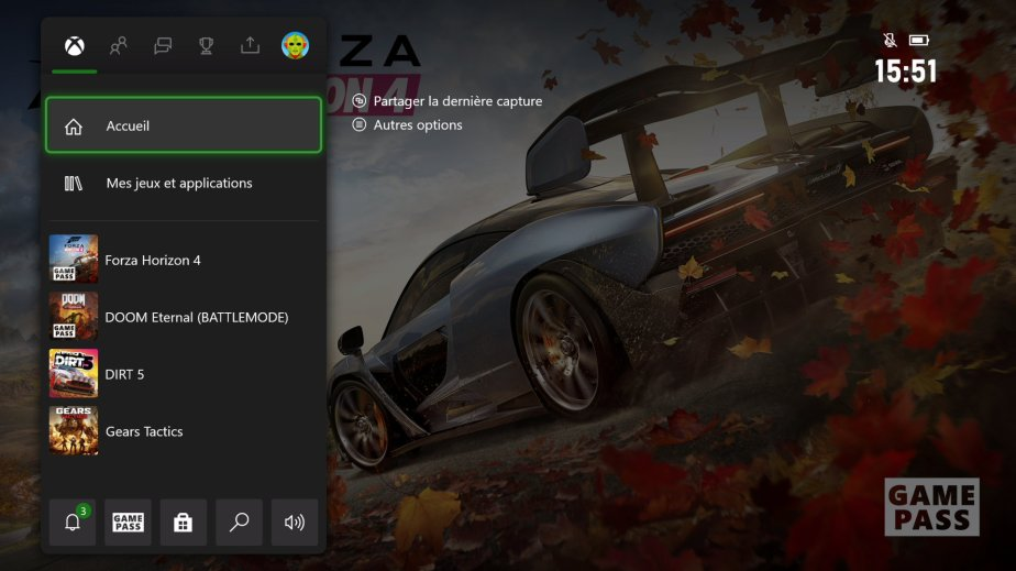 Xbox Series X S interface dashboard UI (4)