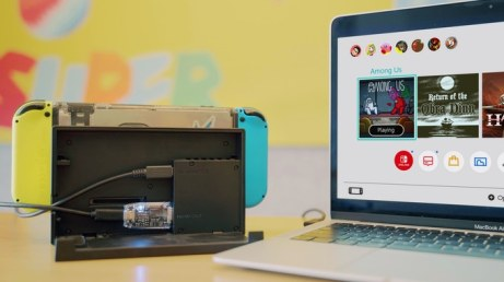 ShadowCast, the HDMI key that connects the console to a PC // Source: Kickstarter / Human Things
