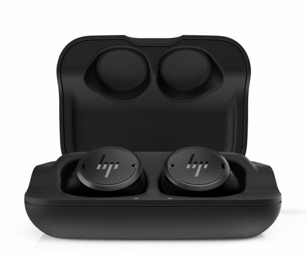 HP Elite Wireless Earbuds_Front Inside Case