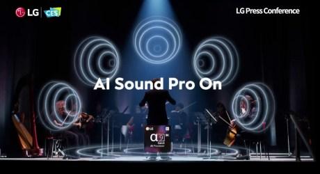 La techno AI Sound Pro