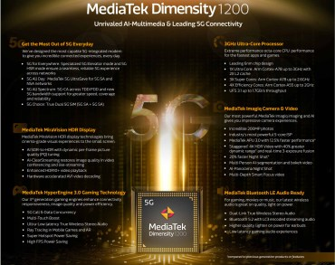 Source : MediaTek via PCWorld