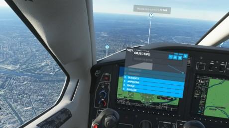 L'expérience VR est saisissante