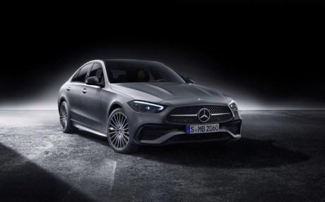 Mercedes-Benz Classe C (Modèle T) 2021