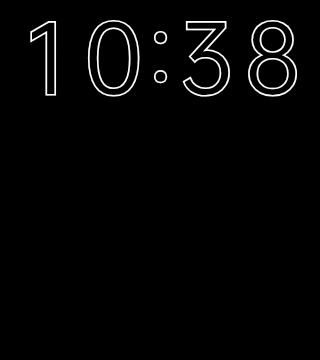 Oppo Watch - Cadrans Always on Display (3)