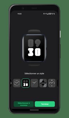 Oppo Watch - Cadrans HeyTap Health (1)