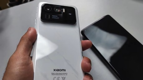 Xiaomi Mi 11 Ultra leak Tech Buff prise en main (10)