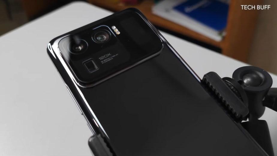Xiaomi Mi 11 Ultra leak Tech Buff prise en main (13)