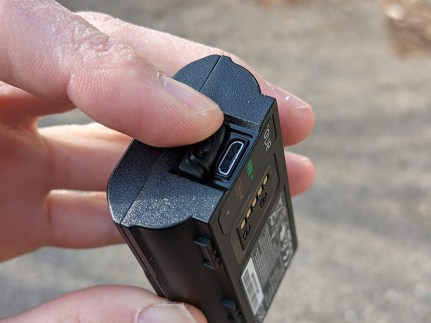 Arlo Essential Wire-Free Video Doorbell - Batterie (1)