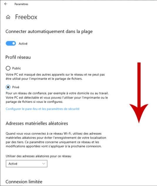 Comment connaitre son adresse IP sur un PC Windows 10 02